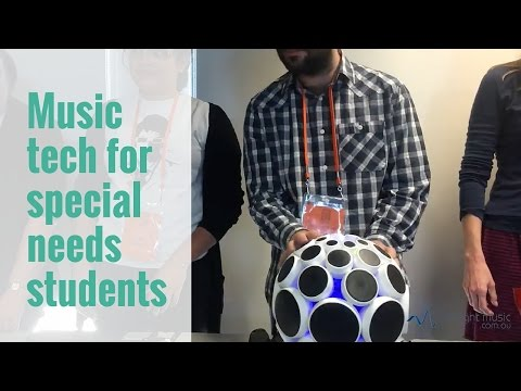 Music Technology for Special Needs Students