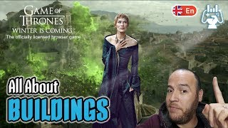 Building Guide ⚔️ Game of Thrones: Winter is Coming ⚔️ English