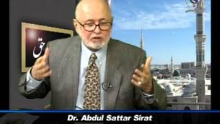 Sadae Haq with Dr. A. Satar Sirat  2داکتر عبدالستار سیرت خطر تفرقه مذهبی