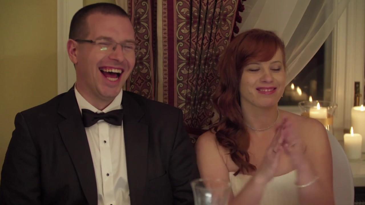 Byli małżeństwem od chwili, a na weselu zachowywali się jak stara, zakochana para [ŚOPW]