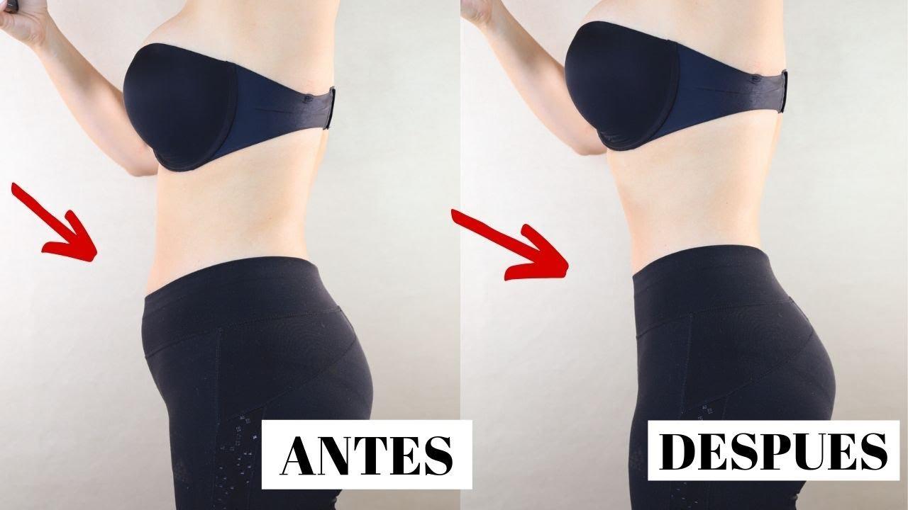 como bajar de peso el abdomen bajo