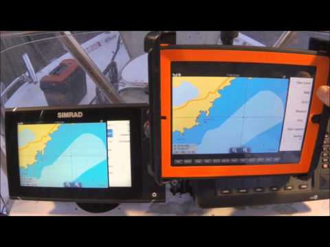 How to Use Gofree WiFi with a Tablet- View and Control your Display! SIMRAD NSS Evo2, NSS Sport