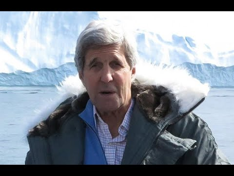 JOHN KERRY TOOK PRIVATE JET TO ICELAND TO RECEIVE CLIMATE AWARD