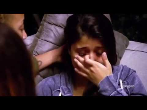 BGC17 sayyora crying about her mom