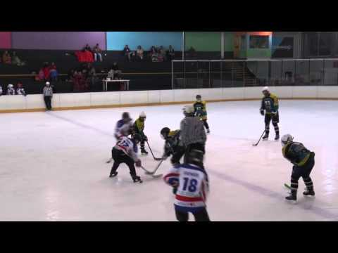 20150607 Pretoria Capitals vs Vipers u16 Ice Hockey