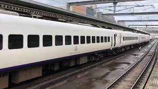 鹿児島本線885系特急白いソニック