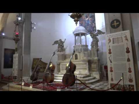20140523 ヴェネツィア Venezia:Museo della Musica Antonio Vivaldi e il suo tempo:Chiesa di San Maurizio