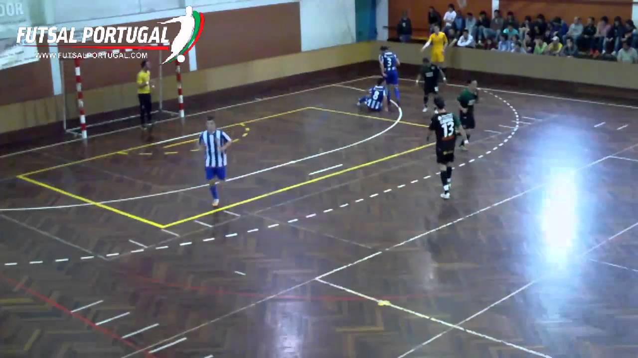 Futsal :: 23J :: Alpendorada - 1 x Sporting - 22 de 2010/2011