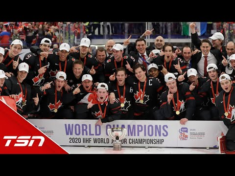 Canada 4, Russia 3 FULL GOLD MEDAL GAME HIGHLIGHTS