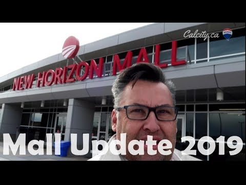 2019 New Horizon Mall,  Update, Percy Connolly