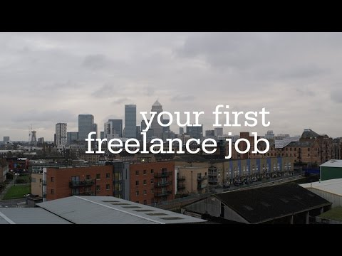 Freelance Toolkit | Your First Job