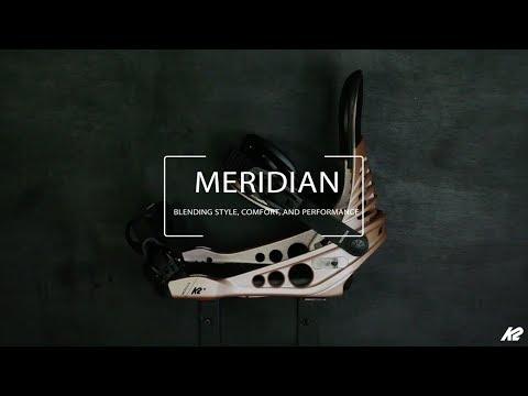 K2 Meridian Binding   2019 Snowboard Bindings