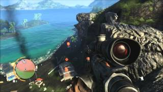 Hex Play's: Far Cry 3 Ep. 94: CANYON SNIPING!!