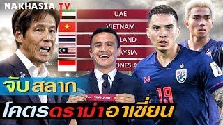 อย่าเถียงกัน เจอกันเลย! พูดคุย หลังผลจับสลากคัดบอลโลก2022 ของทีมชาติไทย เคฮิลล์จัดให้ ดราม่าอาเซี่ยน