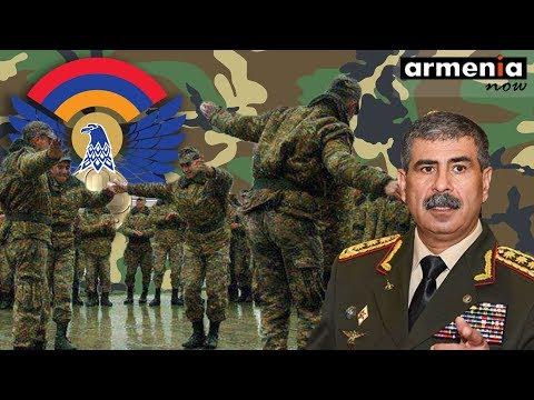 Как отреагировала армянская армия по поводу заявления Закира Гасанова