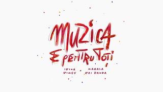 Irina Rimes x Mahala Rai Banda - Muzica e pentru toti (Original Radio Edit)