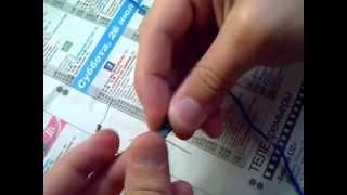 Светодиодная гирлянда своими руками(В этом видео показано, как сделать разноцветную светодиодную гирлянду своими руками! Нам будут нужны: 1)..., 2014-07-31T07:41:07.000Z)