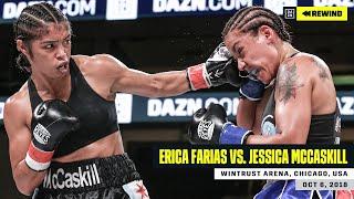 FULL FIGHT | Erica Farias vs. Jessica McCaskill (DAZN REWIND)