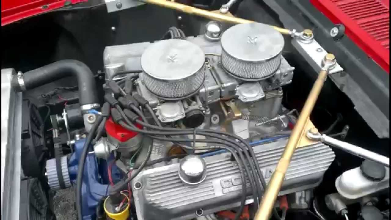 1966 Mustang Fastback A Fx 427 Big Block Side Oiler Youtube