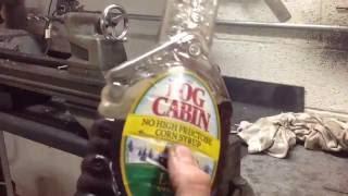 Poor Man's Hydraulic Oil!