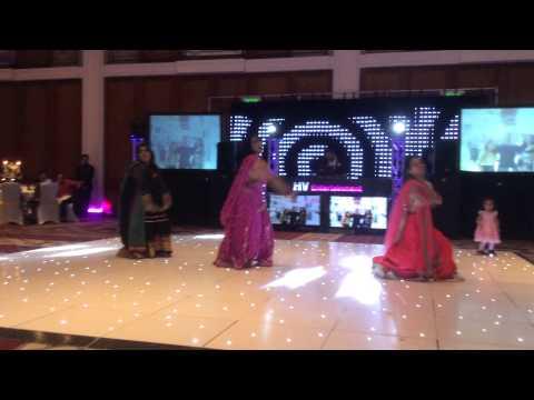 Wah Wah Ram Ji, Sajnaji Vaari Vaari and London Thumakda Dance Performance