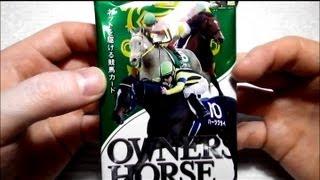 オーナーズホース  ネットで遊べる馬カード