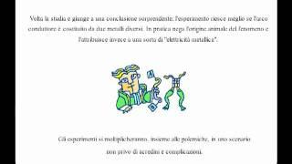La vita di Volta disegnata da Luca Novelli
