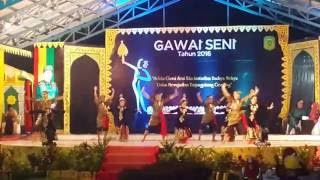 Jenang Perkasa ( Juara 1 Gawai Seni Kota Tanjungpinang 2016)