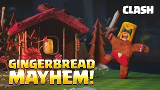 Gingerbread Mayhem!