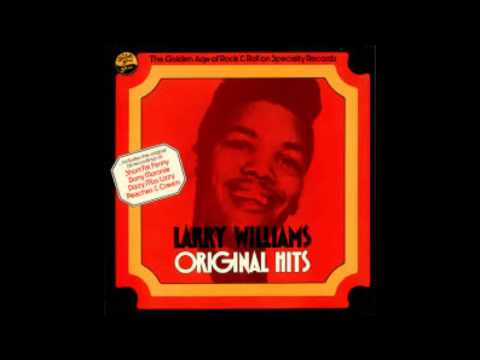 Larry Williams  -  Baby's Crazy  (Marie-Marie)  3 Specialty versions
