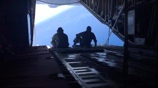 Coast Guard cutter crew