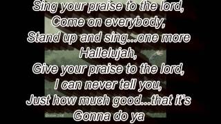 Sing your Praises to the Lord - Amy Grant