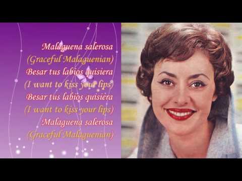 Malaguena Salerosa - Caterina Valente
