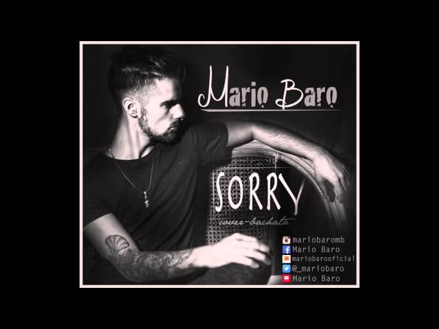 Mario Baro - SORRY cover-bachata