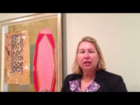 Susan Davidson parla di Robert Motherwell