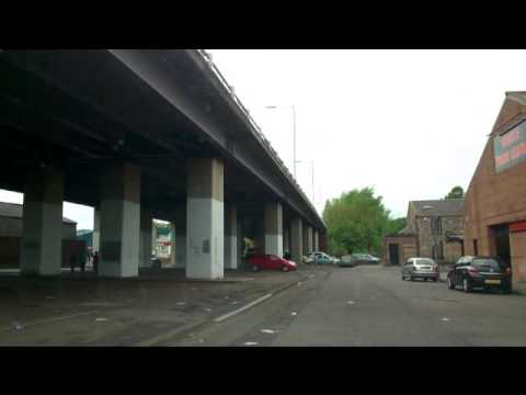 Kilmarnock's Campbell St / Old Street, Scrap Yard