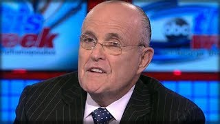OH NO! RUDY GIULIANI RUSHED TO HOSPITAL FOR HORRIBLE REASON
