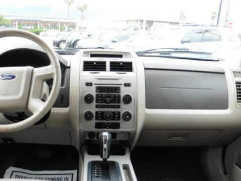 2008 Ford Escape 4WD 4dr CVT Hybrid  / CLEAN ARIZONA CARFAX / (Tucson, Arizona)