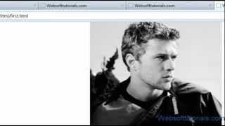 html and css in hindi / urdu  Tutorial - 18 - How to add background images to html document