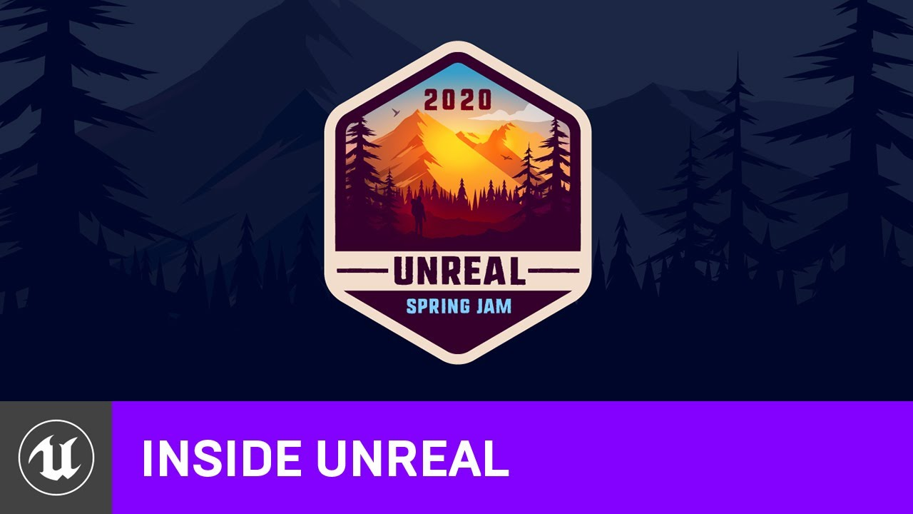 2020 Unreal Spring Jam Results | Inside Unreal