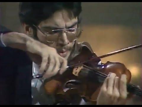"""IX Międzynarodowy Konkurs Skrzypcowy im. Henryka Wieniawskiego - 1986 - """"Piękno i młodość"""""""