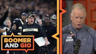 Should the NFL change the replay rule...AGAIN? | Boomer and Gio