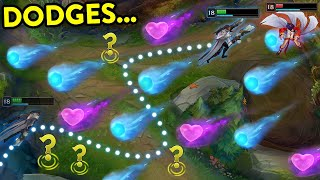 When LOL Players PERFECTLY DODGE... PERFECT DODGES MONTAGE (League of Legends)