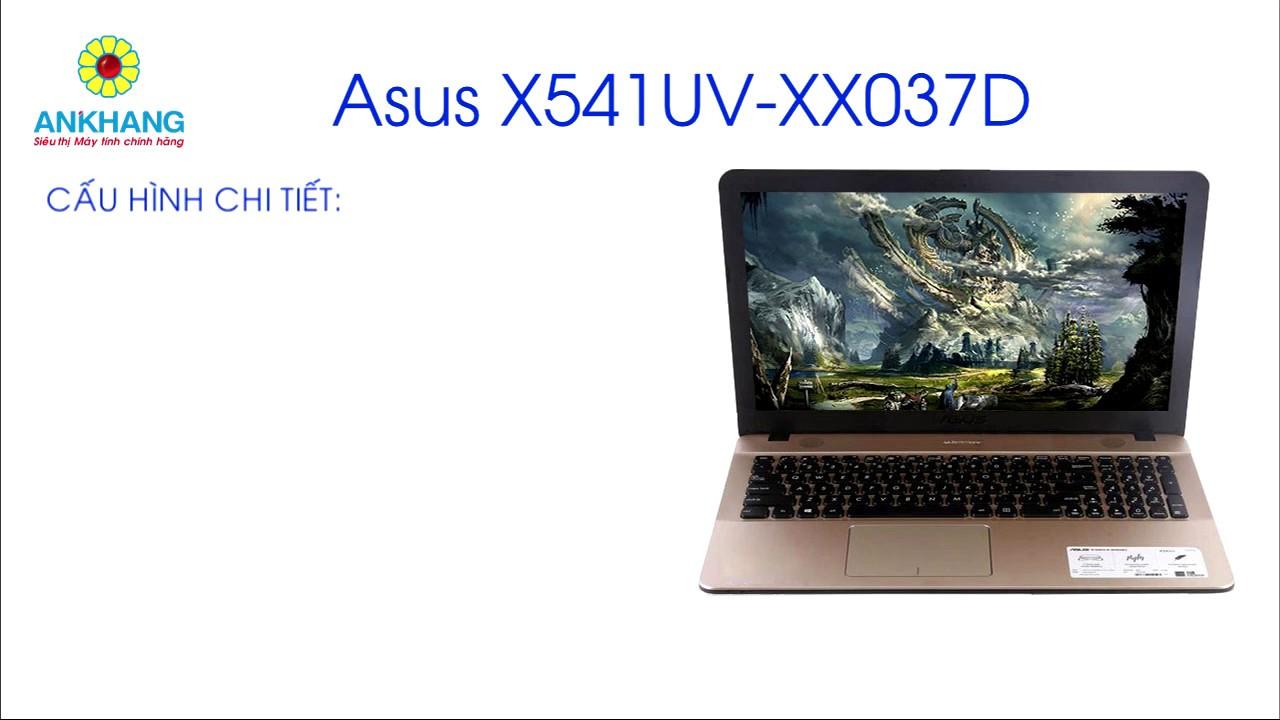 Asus X541UV-XX037D