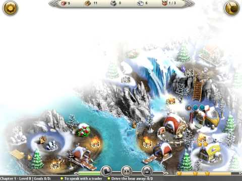 Viking Saga 2: New World - Level 16