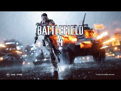 BATTLEFIELD 4 - Campaign Part 2a - SHANGHAI - PS4 Gameplay