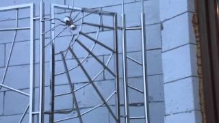 Ажурные ограждения из нержавейки Буковель(, 2014-01-28T09:11:17.000Z)
