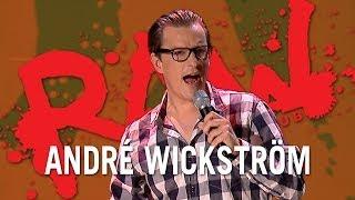 Diskodansaren - Andrè Wickström | RAW COMEDY