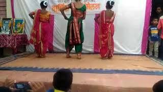 bhimachi lek mikids dance