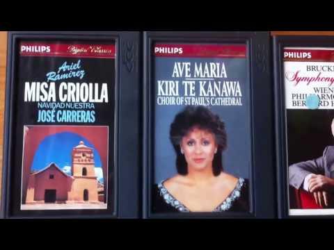 DCC digitale compact cassette : Philips Classical